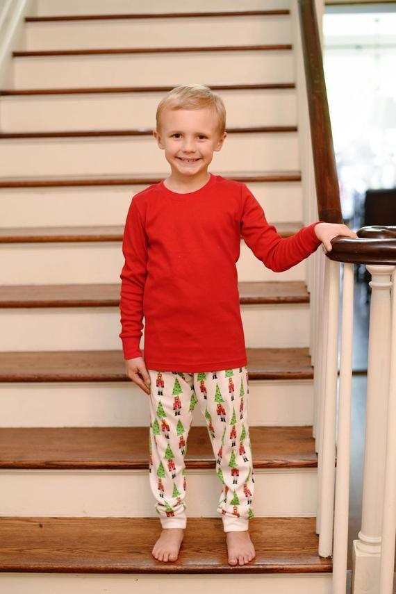Nutcracker Christmas Pajamas fe302c0c0
