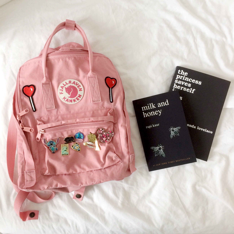 @Iamroisiin On Instagram Pastel Pink Kanken