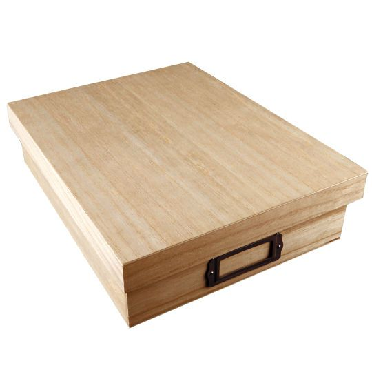 Wood Box By Artminds In 2020 Wood Boxes Wood Storage Box Woodworking Tools For Sale