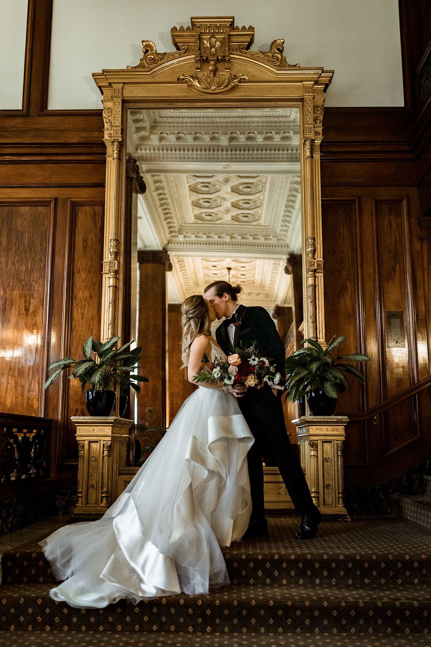 Benson Hotel Wedding Portland84.jpg | Portland weddings ...