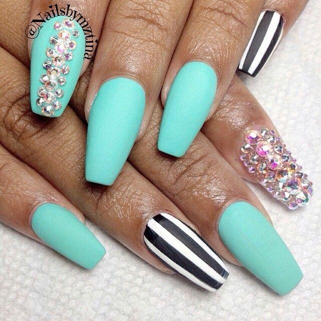 Nails By: Mz Tina   Purple nails, Purple nail art, Purple