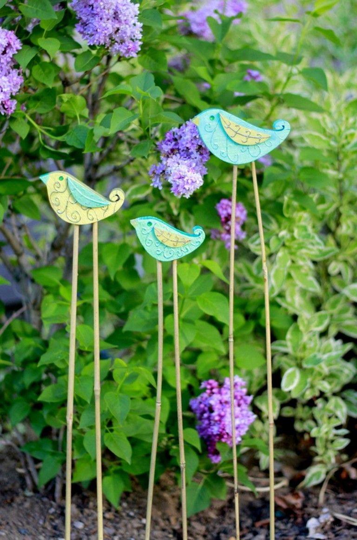 53 Beautiful Diy Outdoor Garden Crafts Ideas To Make Your Garden