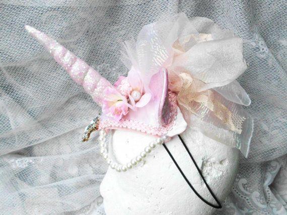 Unicorn Headdress Unicorn Headpiece Pink Unicorn Horn Unicorn Horn Headband Unicorn Costume Horn Headdress Burlesque Unicorn Horn | Unicorns ... & Unicorn Headdress Unicorn Headpiece Pink Unicorn Horn Unicorn ...
