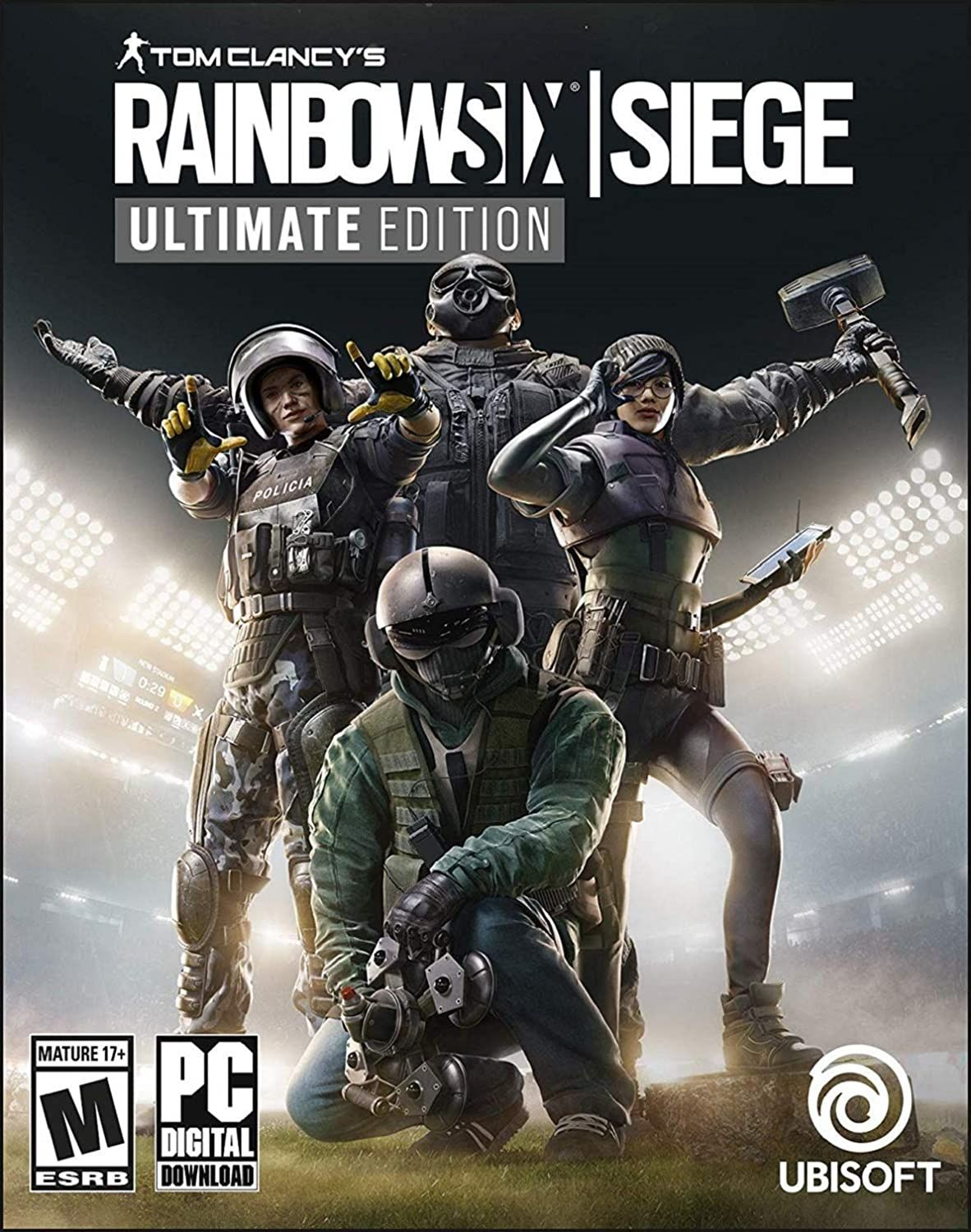 Tom Clancy's Rainbow Six Siege Year 5 Deluxe Edition
