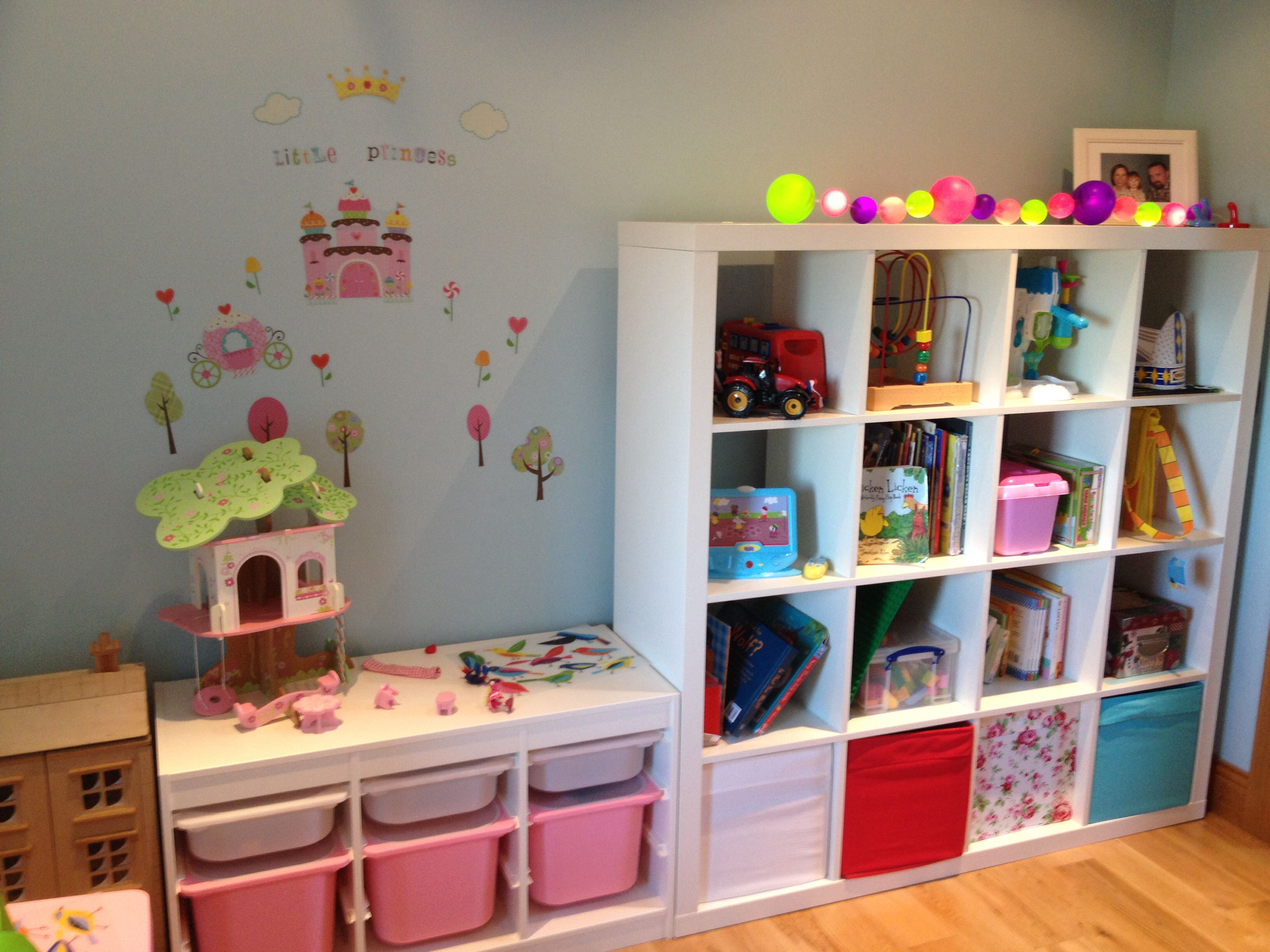 excellent ikea playroom ideas digital photography with kids rooms for girls and toys storage bins also - Kids Room Storage Bins