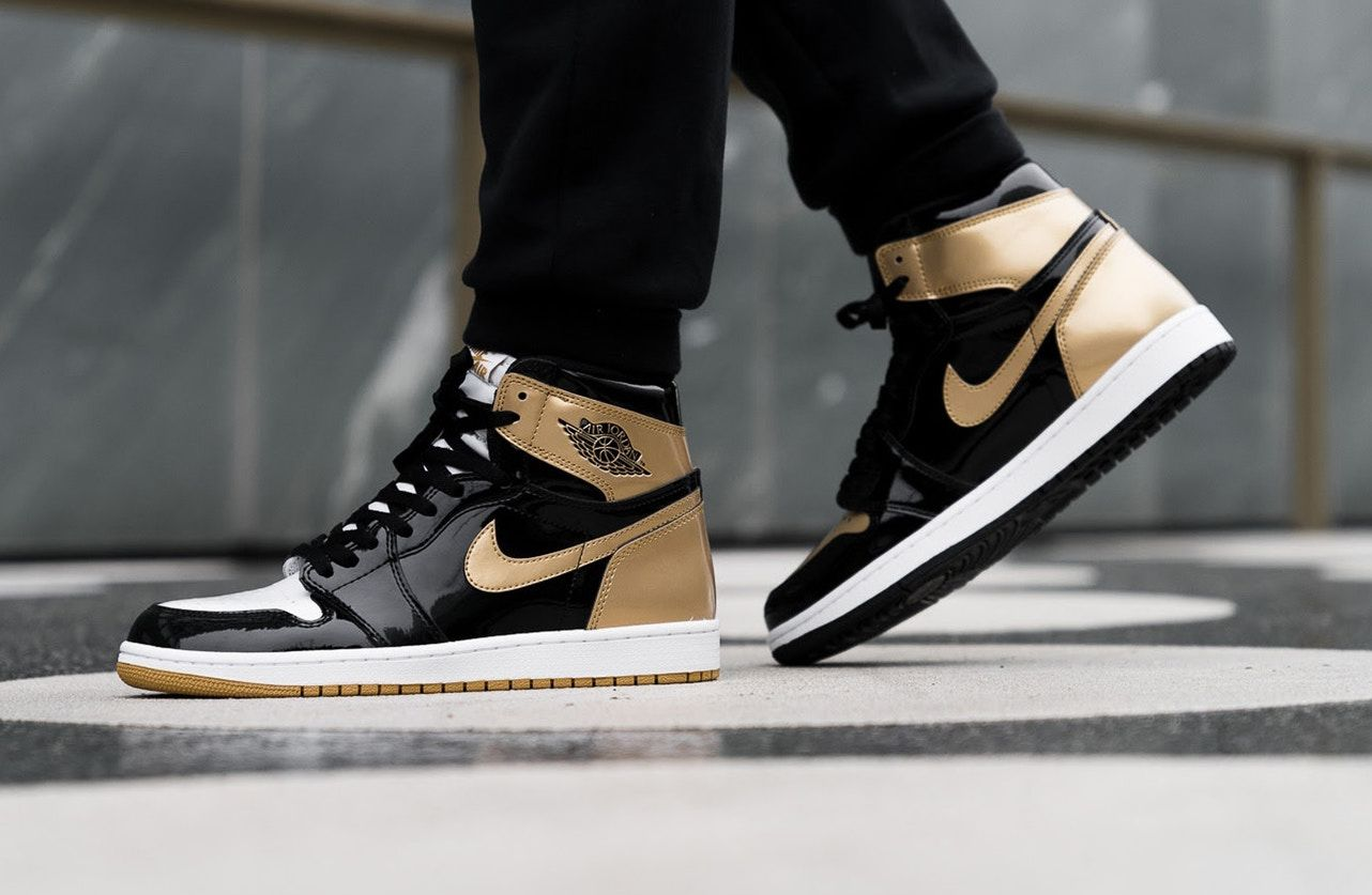 Get Ready For The Air Jordan 1 High OG Gold Top 3