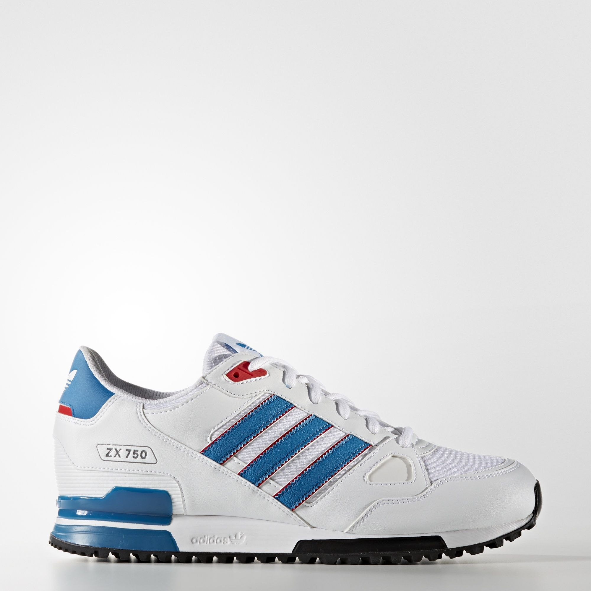 differently 350cc 6cc59 adidas ZX 750 (White Blue Red)   Adidas in 2019   Adidas ZX, Sneakers,  Sneakers nike