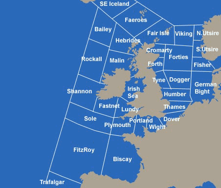 Shipping Forecast   BBC, Radios and Weather