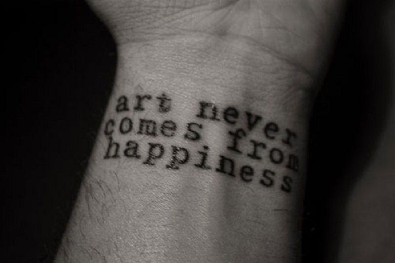 25 Wrist Tattoos Designs For Men Tattoo Quotes Wrist Tattoos Quotes Cool Wrist Tattoos