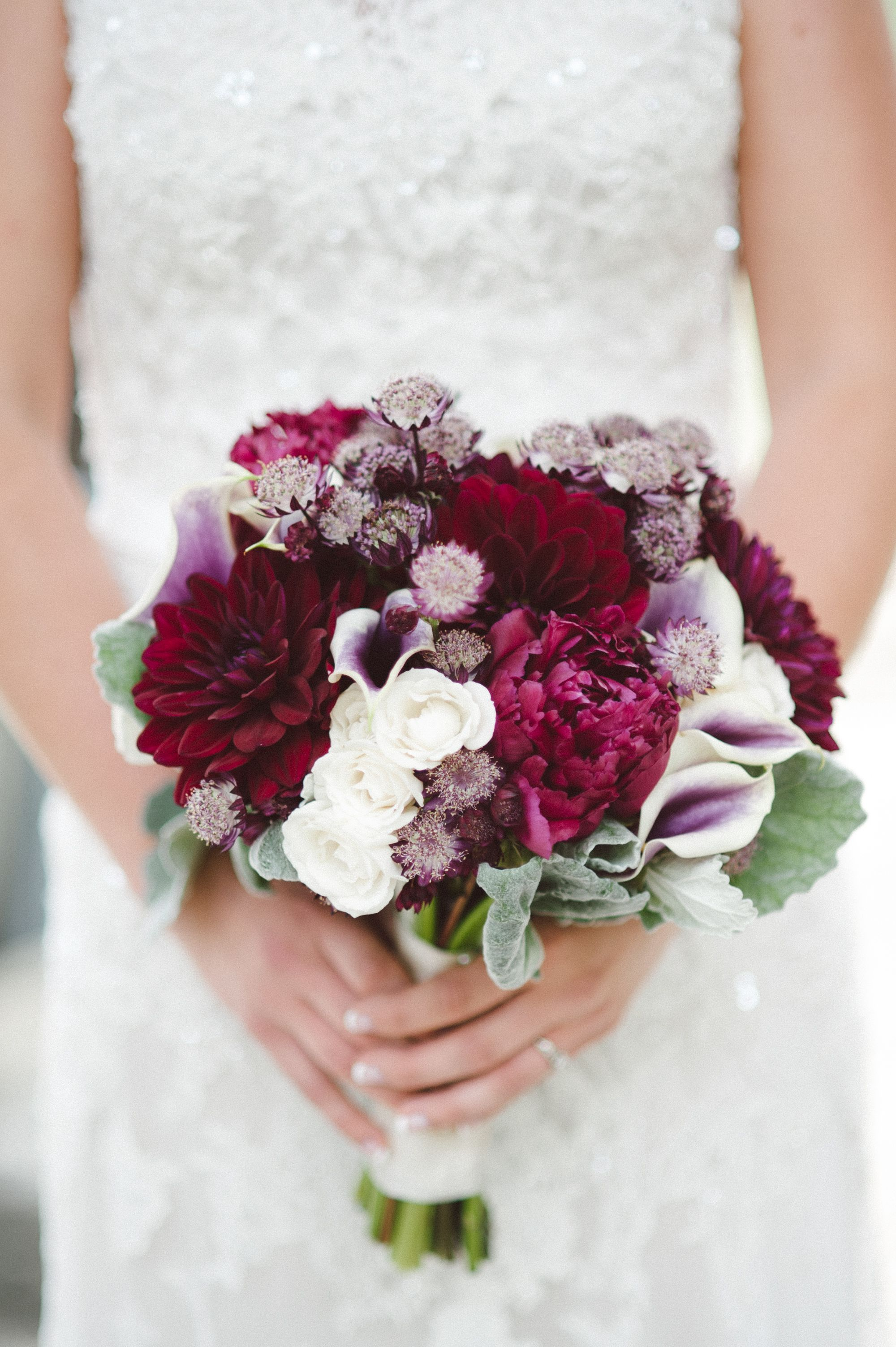 Burgundy and white flower bouquet flowers pinterest flower burgundy and white flower bouquet mightylinksfo