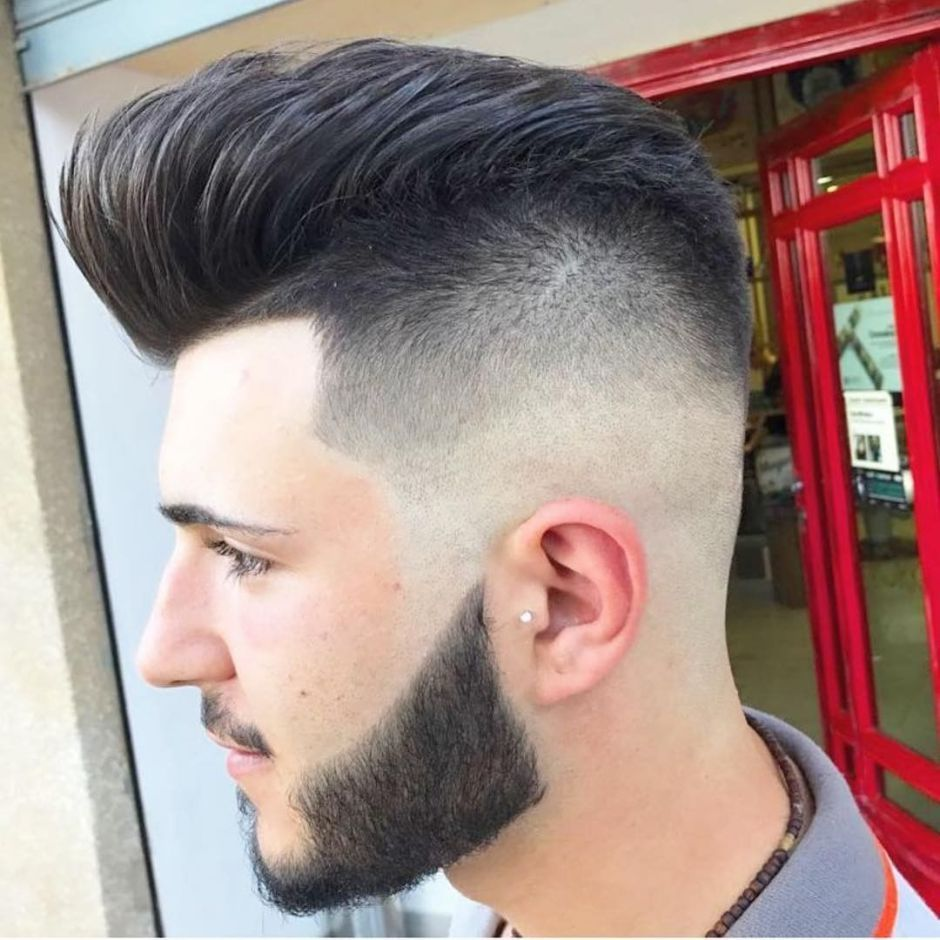 The Skin Fade Haircuts For Men Gentlemen Hairstyles Hair