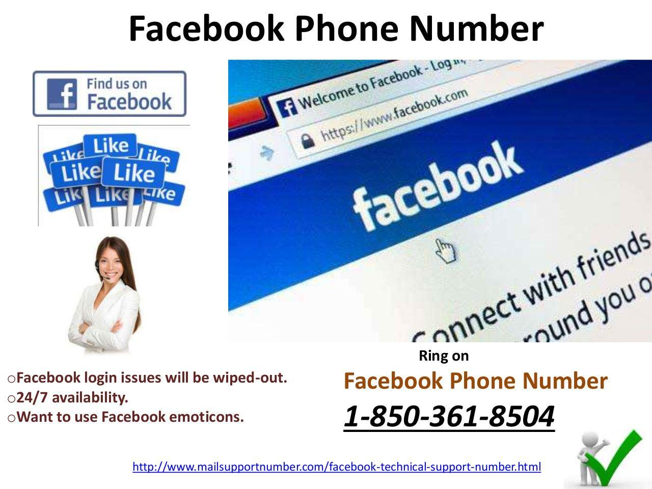 "why is facebook phone number 1-850-361-8504 so special?""take a book"