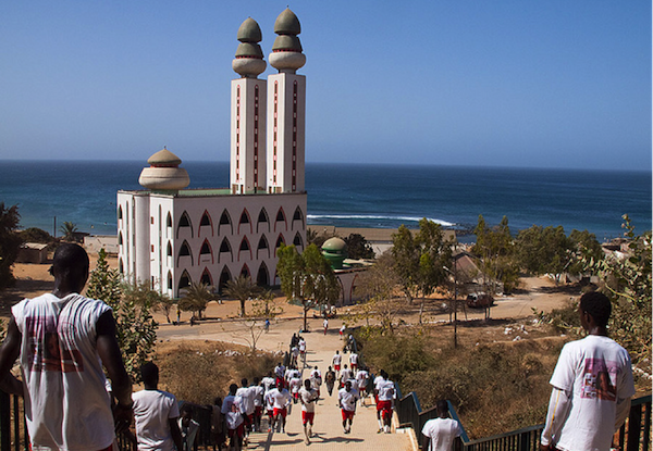 Oukam Mosque - an amazing surf spot in Senegal