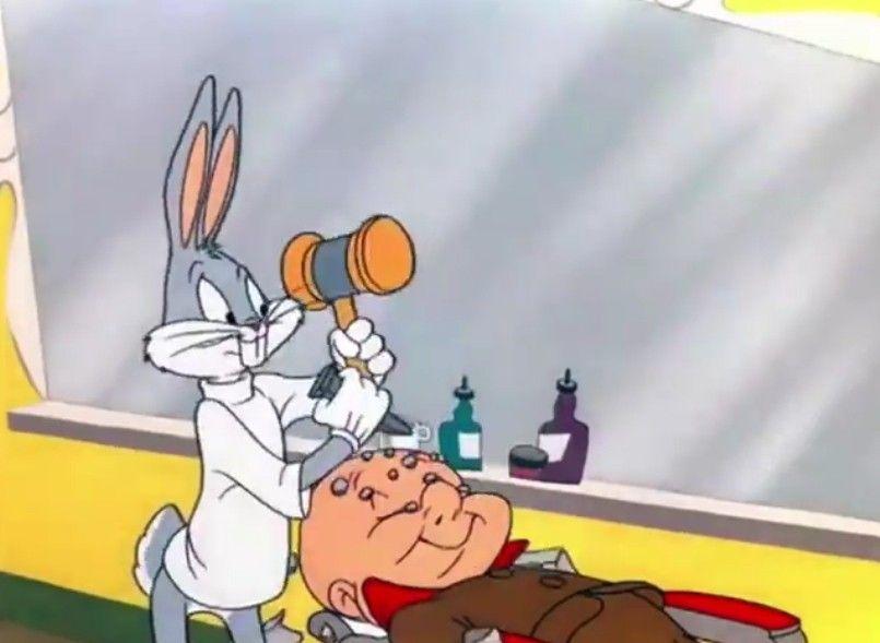 Elmer fudd bugs bunny having sex