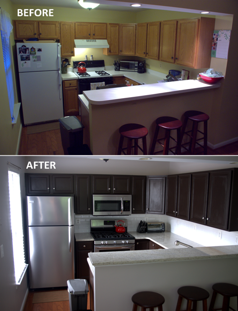 kitchen remodel: complete!