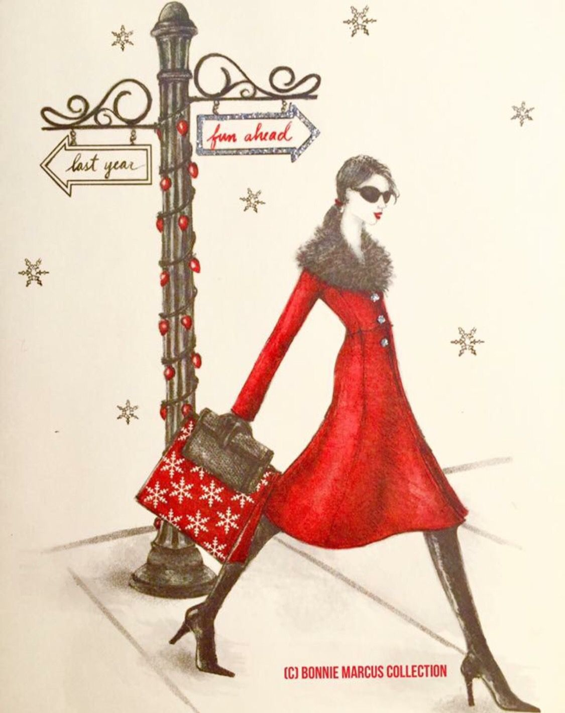 Pin by Bonnie Marcus Collection on Christmas Invitations, Ideas ...