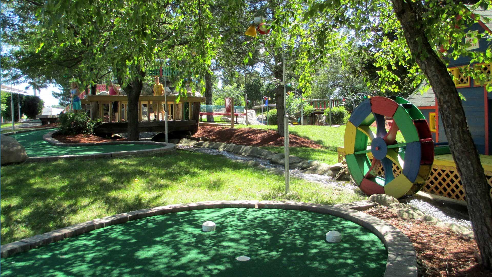 Sweeties golfland