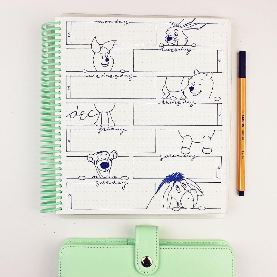 Pin by Kristal Saladin on Bullet Journal Ideas and