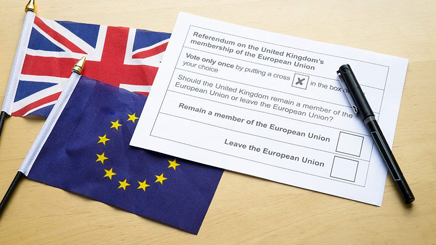Statement by Secretary General Jagland on the UK referendum