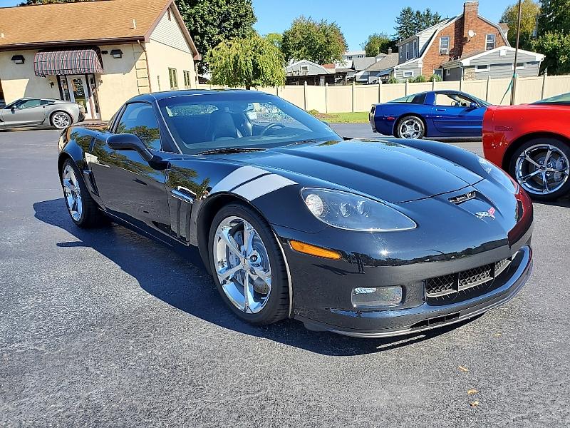 2010 Black Chevy Corvette Coupe Chevy Corvette For Sale Corvette Corvette For Sale