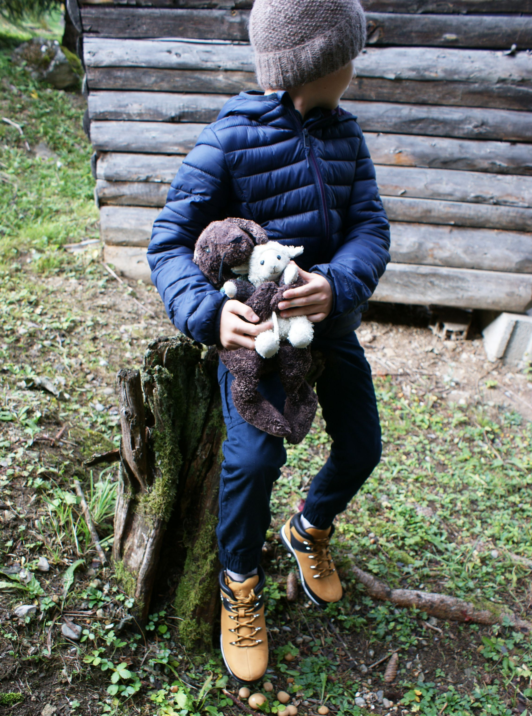 timberland bottines garcon