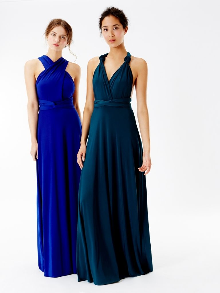 Coast 2016 bridesmaid collection style our multiway maxi dress coast 2016 bridesmaid collection style our multiway maxi dress in 15 different ways for you ombrellifo Images