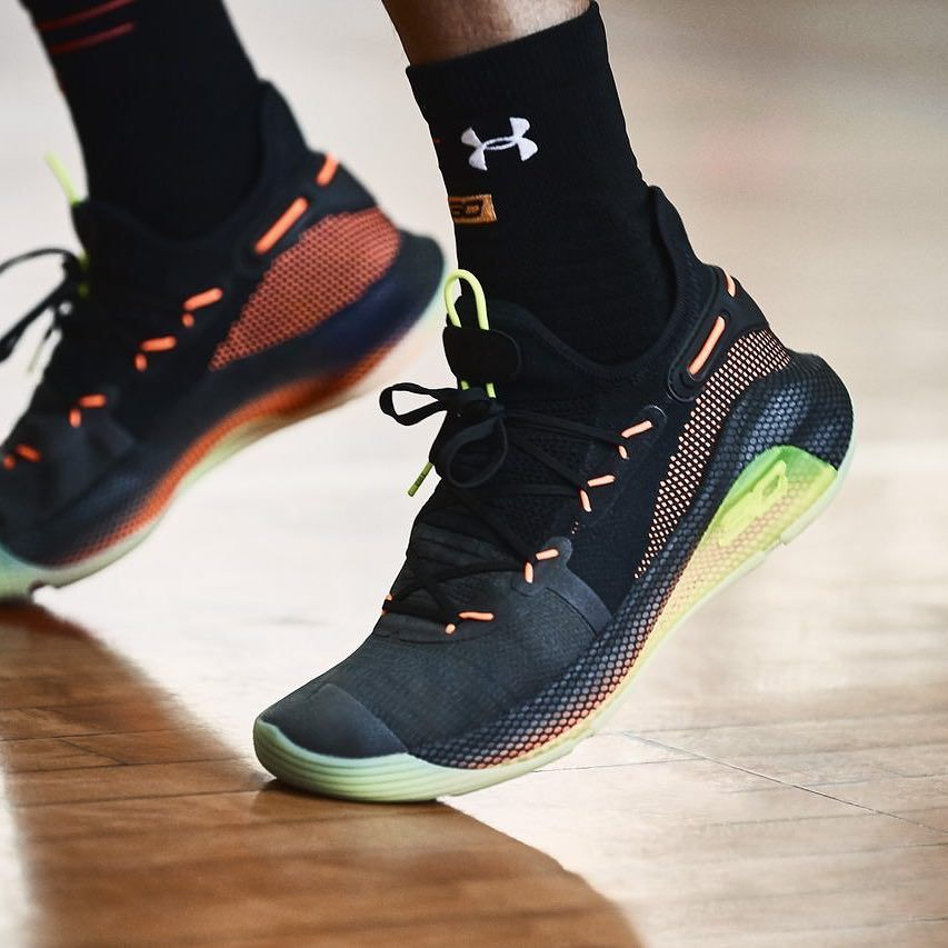 """1545cb98c1a3 Under Armour on Instagram  """"Fresh. New. Innovative. Groundbreaking. The new   Curry6 is inspired by the Fox Theatre in Oakland."""