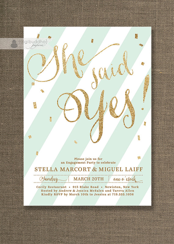 Engagement party invitations Engagement Party invitation – Engagement Party Invitations Etsy