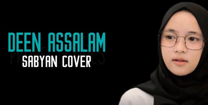 Download lagu deen assalam cover nissa sabyan