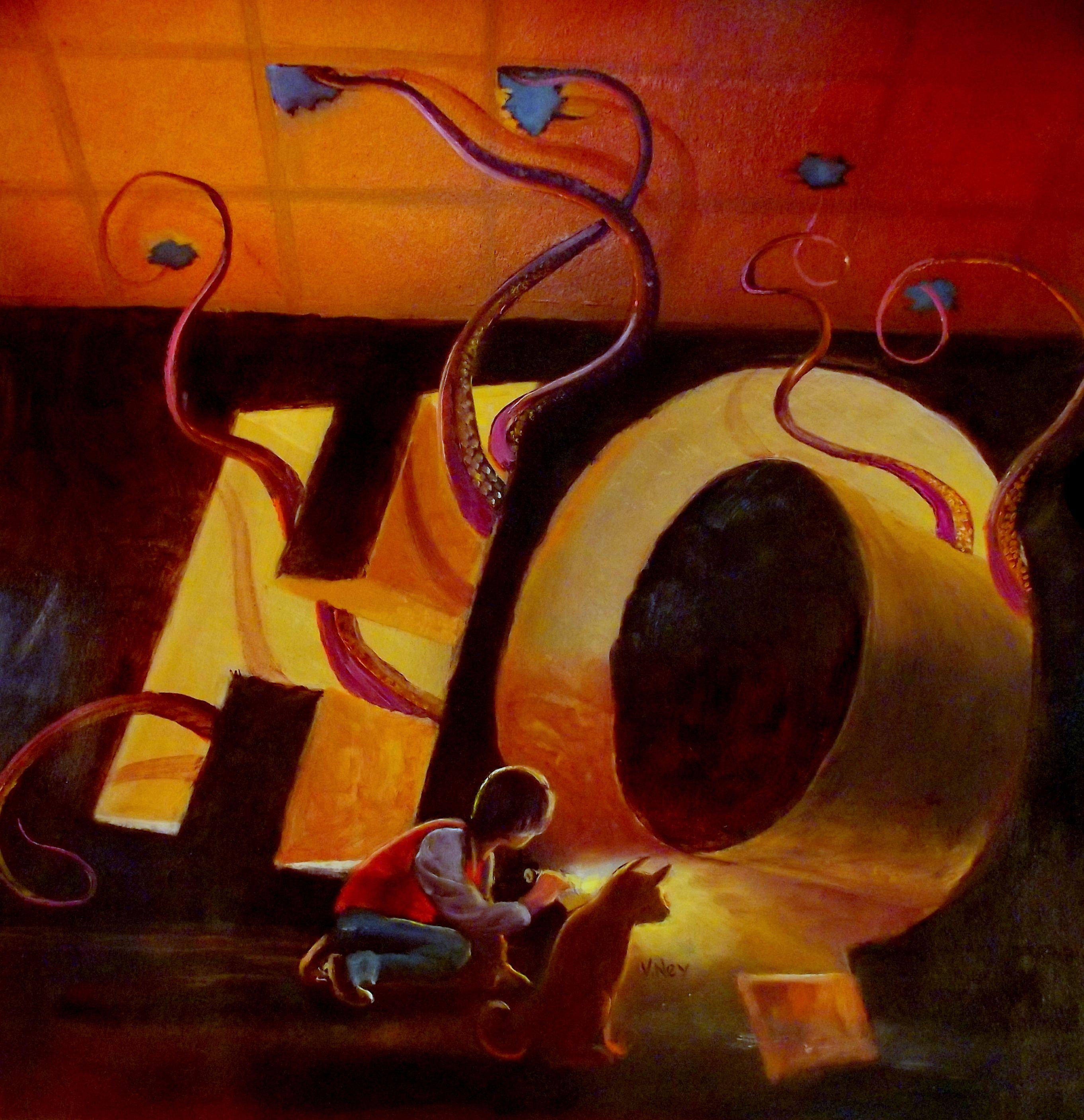 UM SEGUNDO ANTES DO PANICO http://volniney.blogspot.com.br/