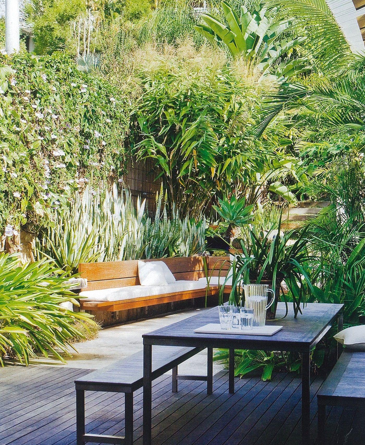 Patio Garden Ideas For Every Space: Garden Seating (mit Bildern)