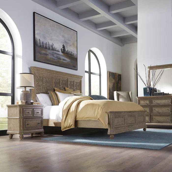 Darby Home Co Mckelvey Standard Configurable Bedroom Set