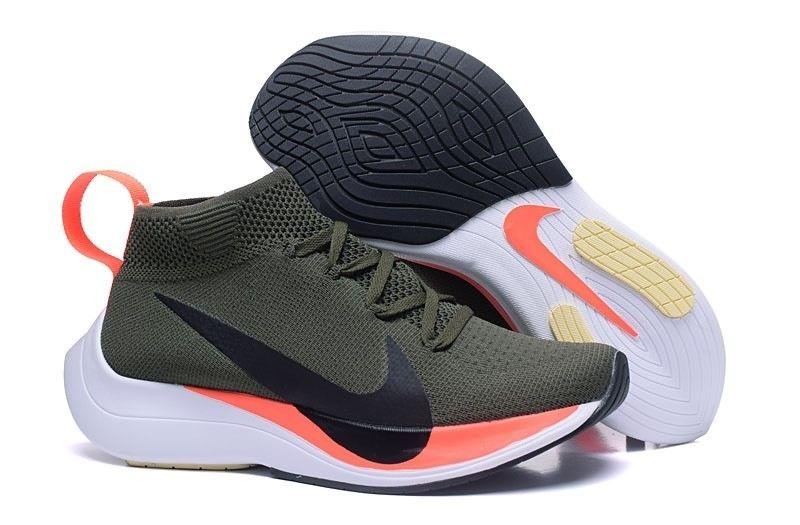 1e1aa5ceecd Nike Zoom Vaporfly Elite Mens Shoes Army Green $220 | Fashion Style ...