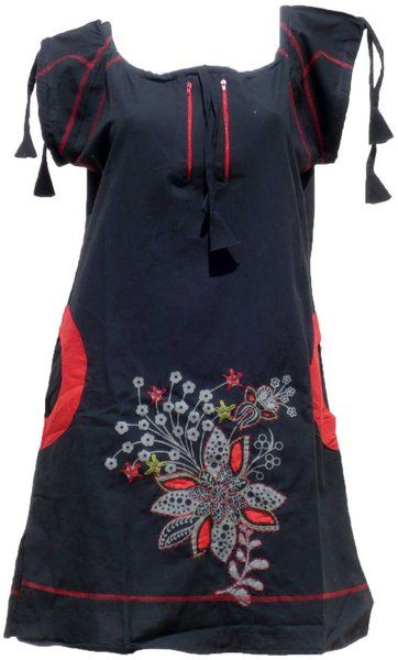 Robe tunique nepal