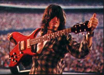 Jp 1978 Joe Perry Aerosmith Joe Perry Guitar