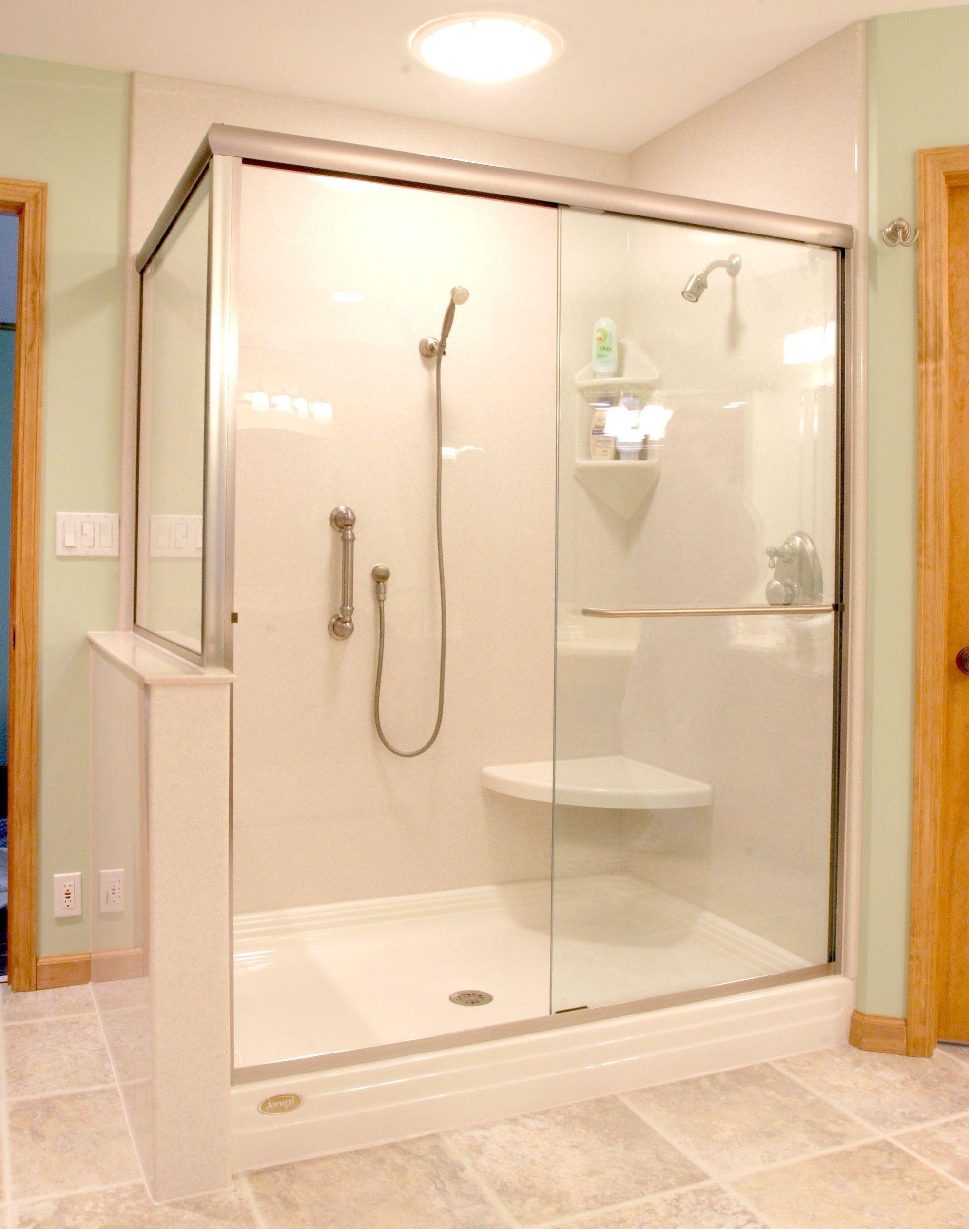 Custom Showers #showers #showerroom #ideas
