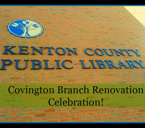 Covington Library Renovation Celebration!
