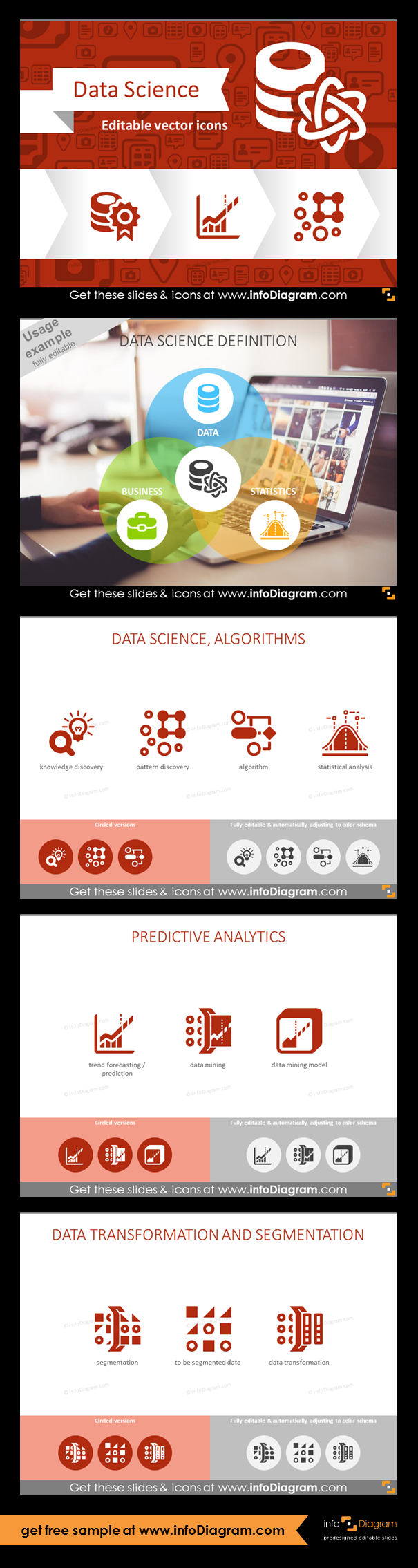 30 Data Science Icons Big Data Predictive Analitics Ppt Presentation Infographics Data Science Exploratory Data Analysis What Is Data Science