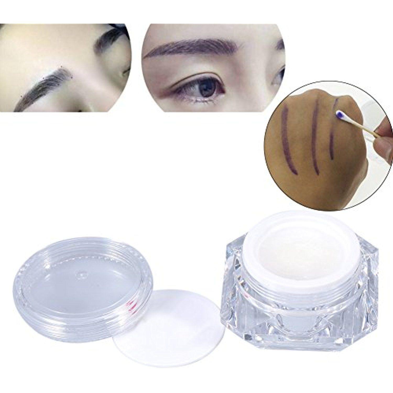 2Pcs 15ML Tattoo Semi Permanent Makeup Design Skin Marker