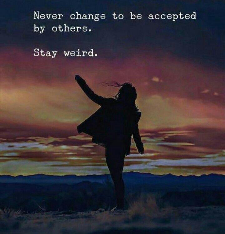Acceptance unique different quotes | Philosophical quotes ...
