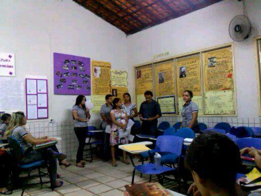 Sala de aula VII