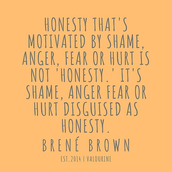 '3   |Brené Brown Quote Series  | 190615' Poster by QuotesGalore