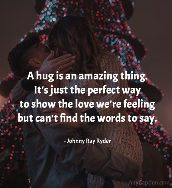 HappyHugDayQuotes Happy hug day, Quote of the day