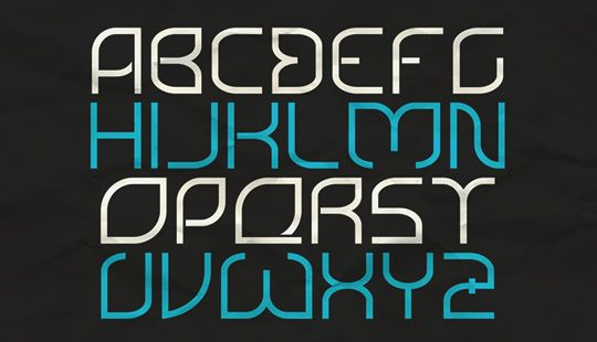 26 Free Progressive and Experimental Fonts | Modern fonts, Fonts ...