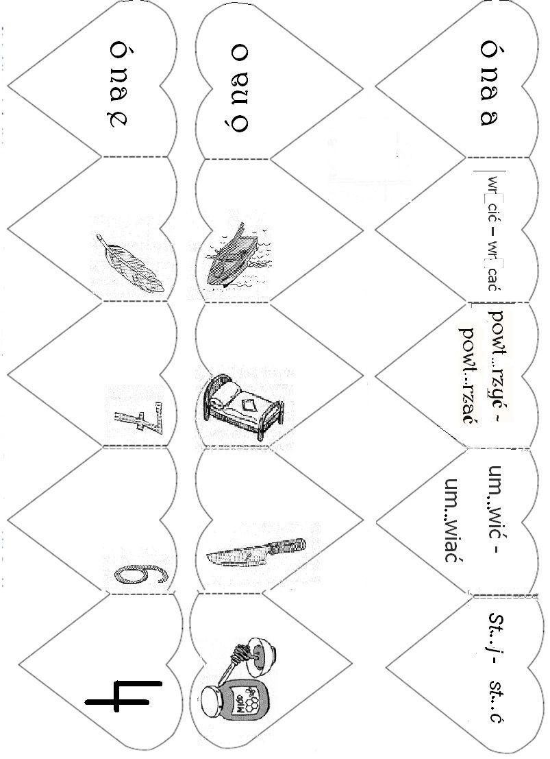 Wklejka Do Lapbooka Pisownia Z O Word Search Puzzle Words Word Search