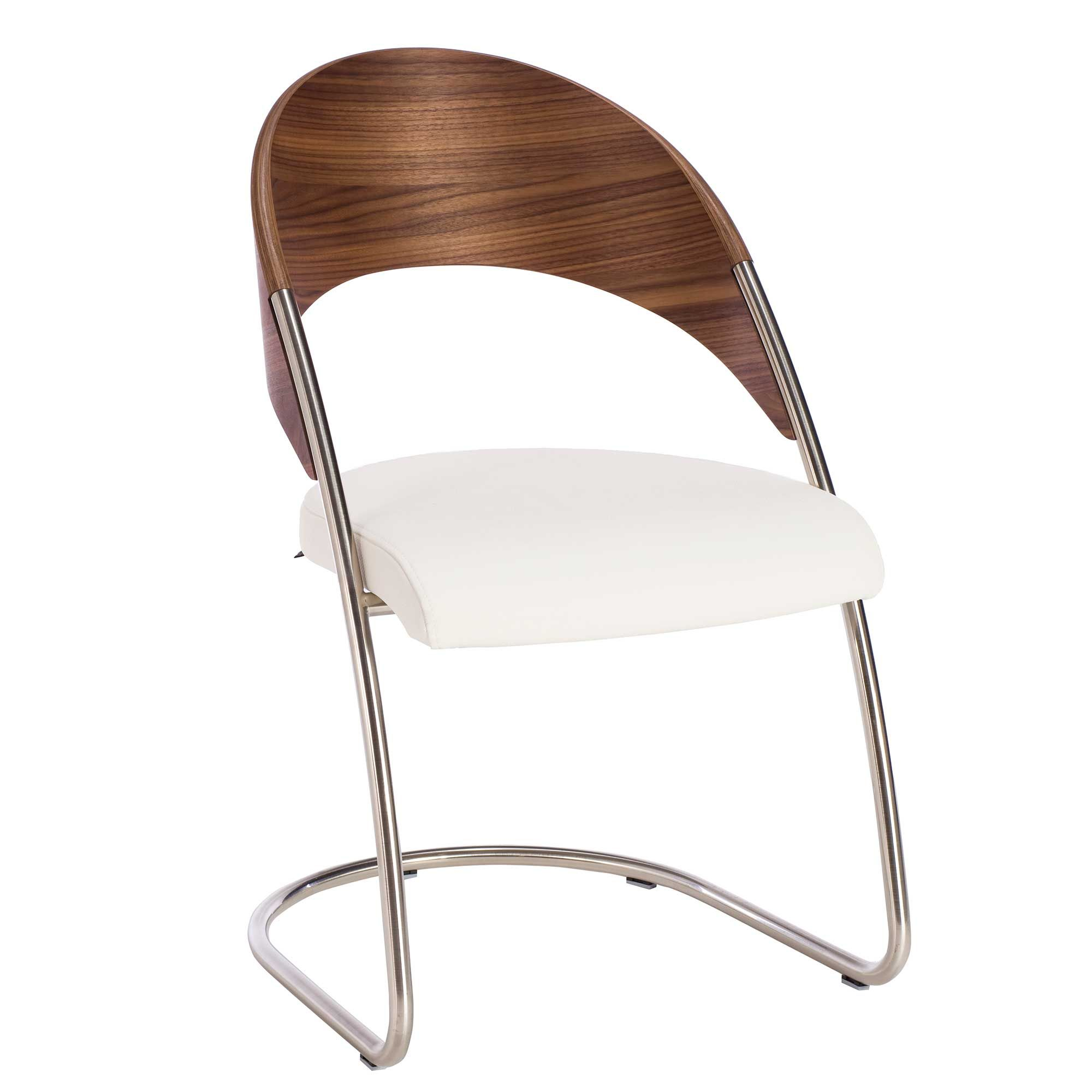 Phenomenal Alexa Dining Chair Dublin Stone And Colorado Walnut Caraccident5 Cool Chair Designs And Ideas Caraccident5Info