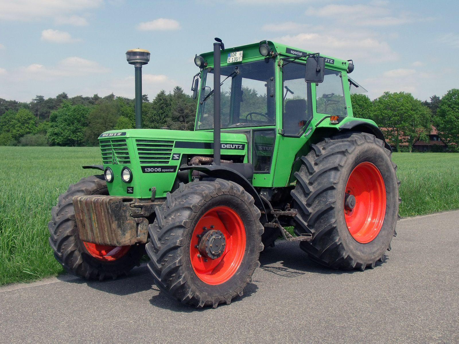 deutz 13006 special �� tractor mania �� pinterest
