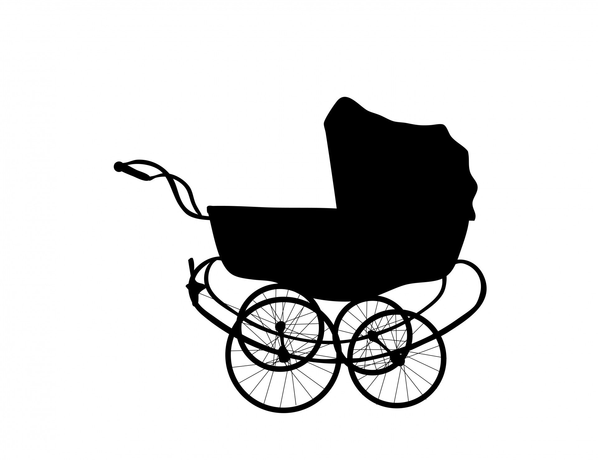 Baby Carriage Clipart Images