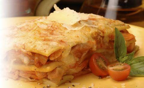 Lasaña de Verde y Pollo Recetas – PRONACA Procesadora Nacional de Alimentos
