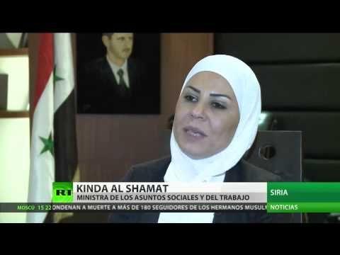 Mujeres en Siria libran una doble guerra